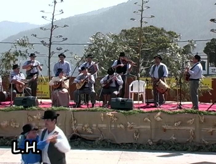 """Actuación de la Parranda El Cerrillal. """"Rescatando Tradición"""" (1ª Parte)"""