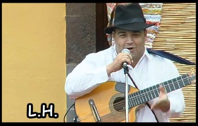 Yeray Rodríguez. Improvisador.