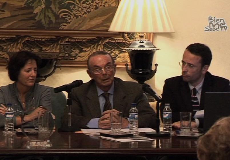 Presentación del libro sobre Gregorio Toledo de Mª Victoria Hernández (3ª Parte)