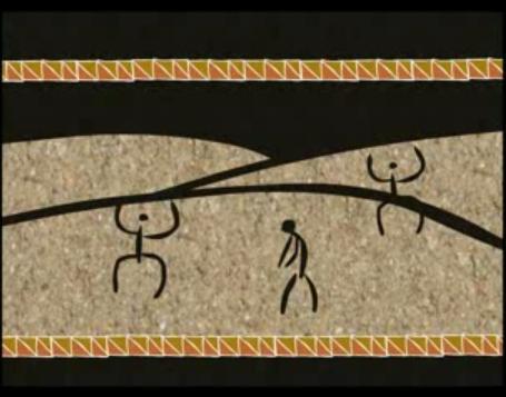 """""""La creación del mundo guanche"""" Cortometraje Animación"""