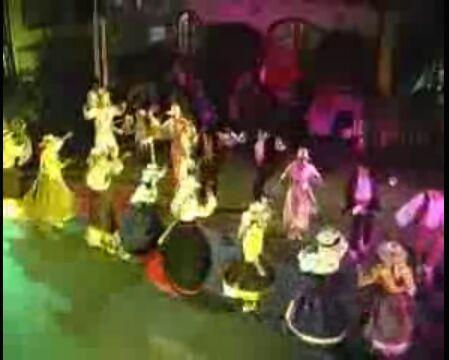 Coros y Danzas de La Gomera en Venezuela