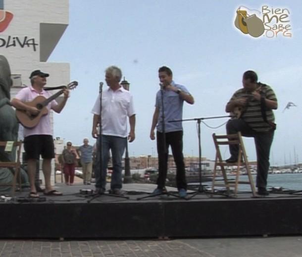"""IV Encuentro Internacional de Improvisadores """"Por el Casco Viejo de Corralejo"""" (1ª Parte)"""