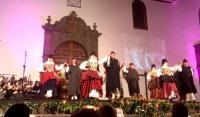 """""""La berlina de Tijarafe"""". AF Coros y Danzas Nambroque"""