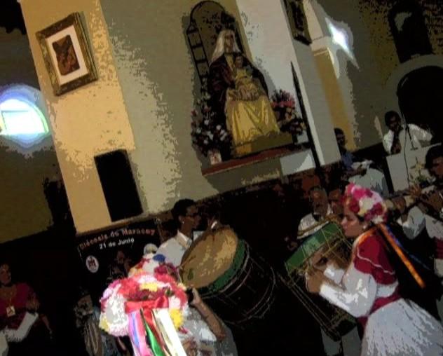 """Romería de la Virgen de La Candelaria y I Festival 7 Islas """"Venezuela"""" (y  3ª Parte)"""
