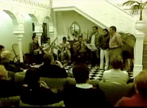 San Jorge 2008, en el Hotel Alhambra (segundo acto).