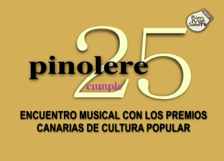 I Encuentro Musical con los Premios Canarias de Cultura Popular (3ª Parte)
