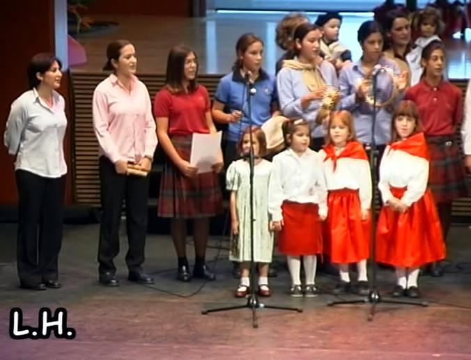 Encuentro Villancicos en el Auditorio Alfredo Kraus (4ª Parte)