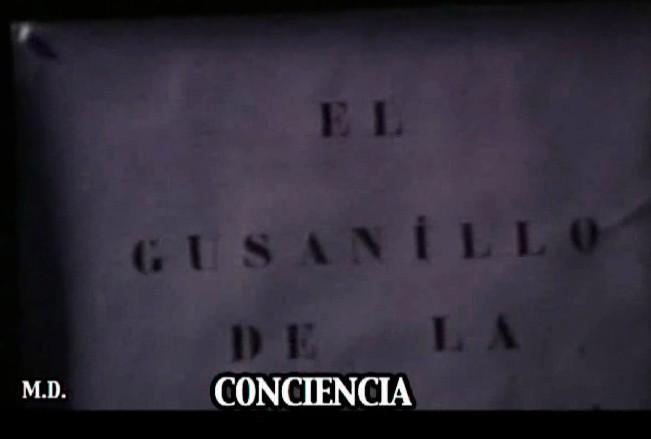 """Cine Canario Amateur: """"El gusanillo de la Conciencia"""" (1972)"""