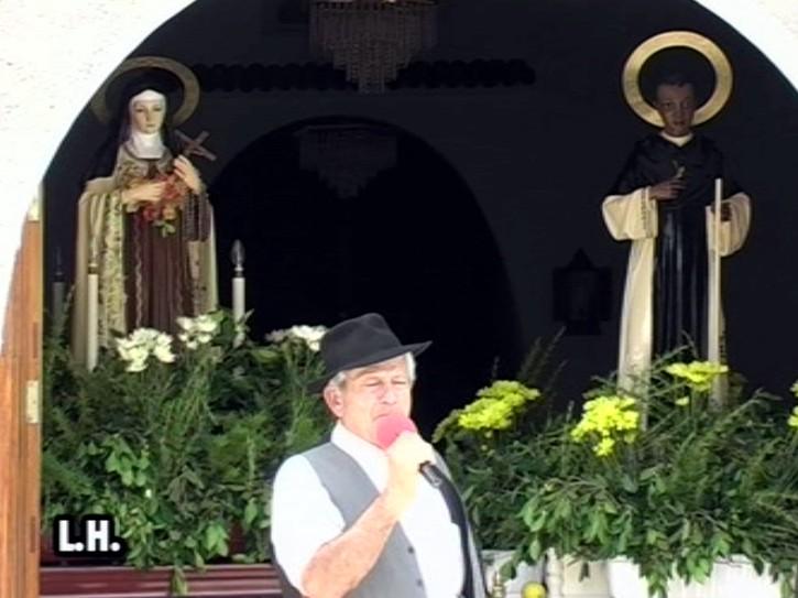 Romerías de Gran Canaria: Juncal (Tejeda) - 2ª Parte