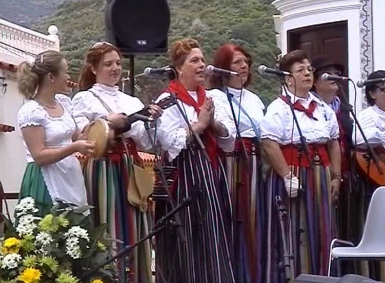 Encuentro Folclórico en Valsequillo 2009 (1ª Parte)