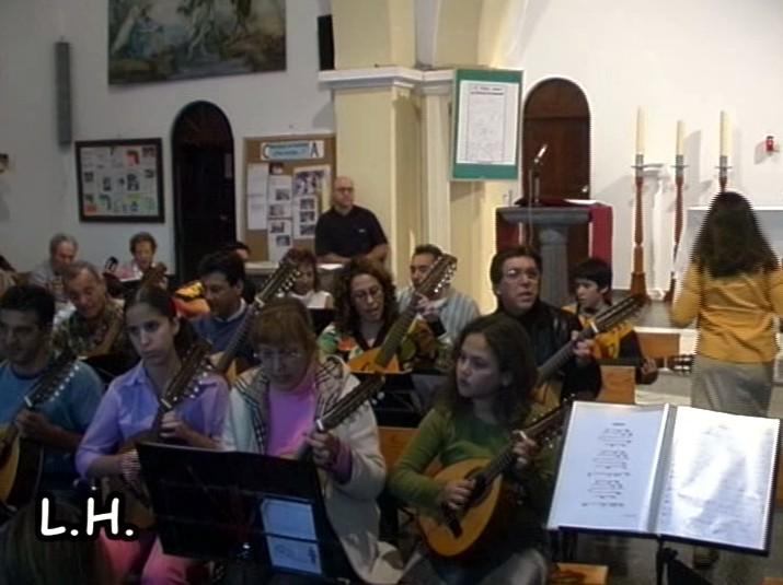 Escuela de Folclore de San Isidro (Gáldar). AC Surco y Arado (1ª Parte)