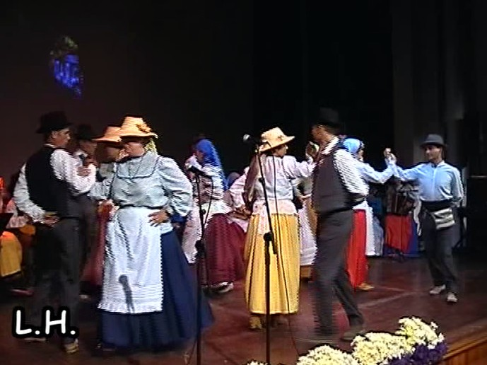 Escuela de Folclore de San Isidro (Gáldar). AC Surco y Arado (y 4ª Parte)