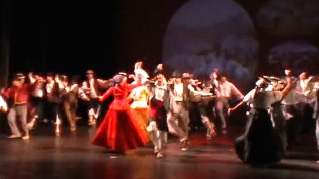 IV Festival de Folklore Internacional Nª Sra. de Candelaria en Venezuela (3ª Parte)