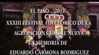 XXXIII Festival Folclórico Cumbre Nueva (2012)