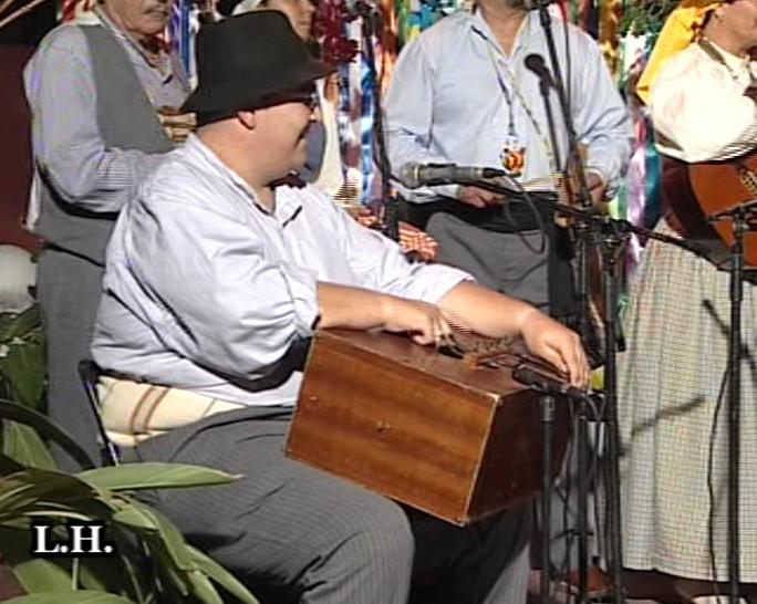 VIII Jornadas Tradicionales de Mogán. Baile de Taifas (2ª Parte)