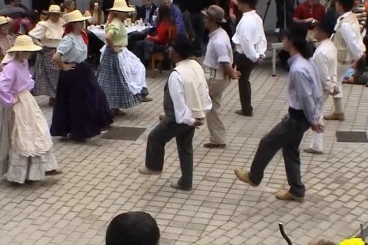 Encuentro Folclórico en Valsequillo 2009 (2ª Parte)