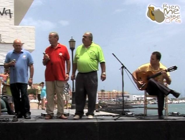"""IV Encuentro Internacional de Improvisadores """"Por el Casco Viejo de Corralejo""""(3ª Parte)"""