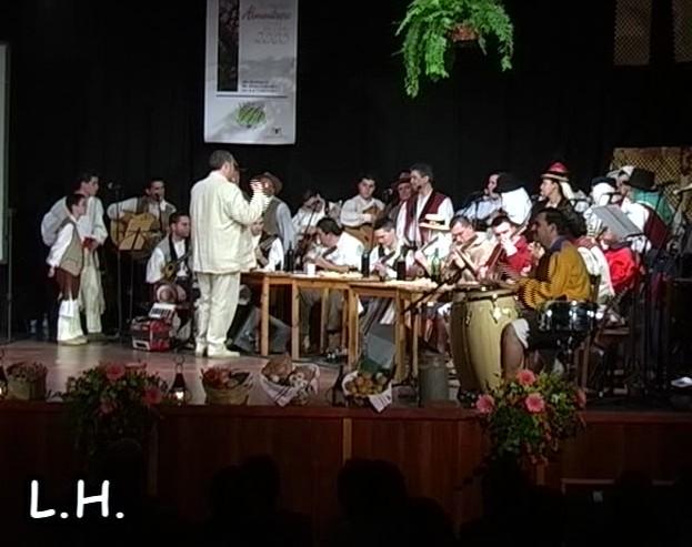 Fiestas del Almendro en Flor de Valsequillo: Velada Poético-Musical (2ª Parte)