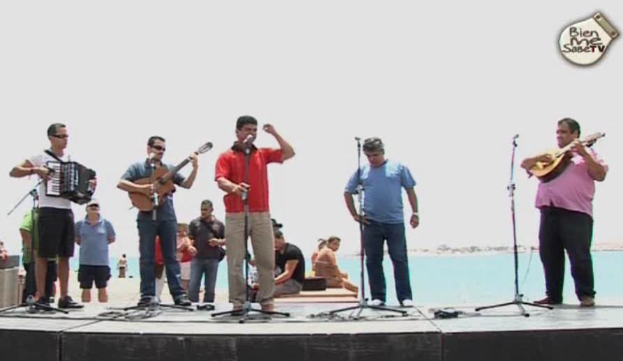 V Encuentro Internacional de Improvisadores de Corralejo. El Muelle Chico