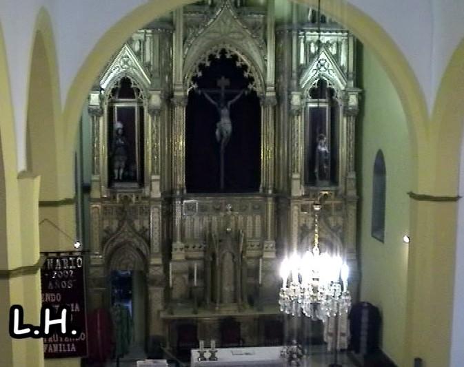 Centenario de la Iglesia de Cardones de Arucas (y 2ª Parte)