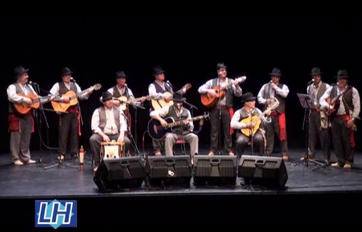 """Presentación del primer CD de la Parranda """"El Lejío"""""""