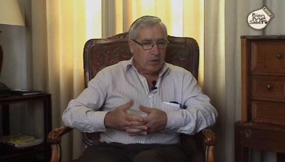 Francisco Hernández Delgado (Investigador y Asesor Cultural del Ayto. de Teguise)