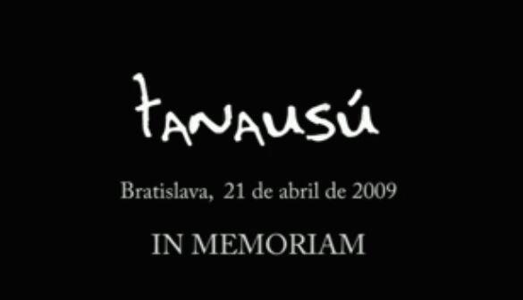 """""""In memoriam"""", del poema sinfónico """"TANAUSÚ"""", de Paco Viciana"""