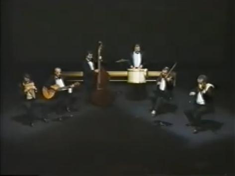 Los Guanijay interpretan temas de Sindo Saavedra.