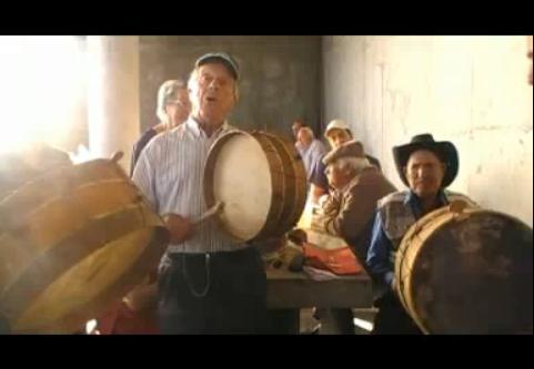 """Romance de Blancaflor y Filomena. """"Juelga"""" de tambores (1ª Parte)"""