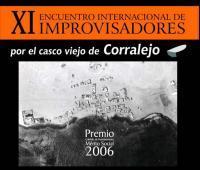 XI Encuentro Internacional de Improvisadores por el casco viejo de Corralejo (Completo)