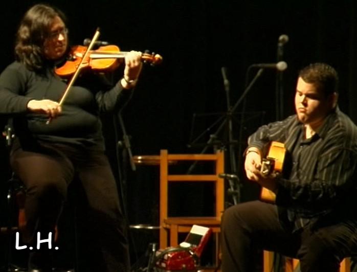 Fiestas del Almendro en Flor de Valsequillo: Velada Poético-Musical (1ª Parte)