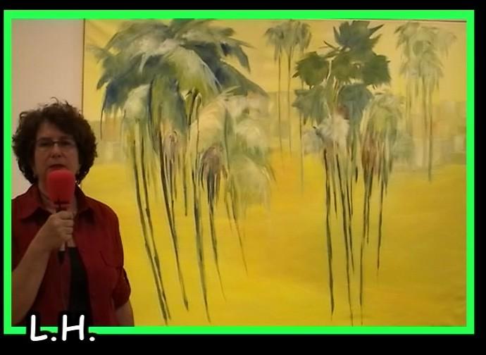 Exposición de Pintura de Ana Gracia: