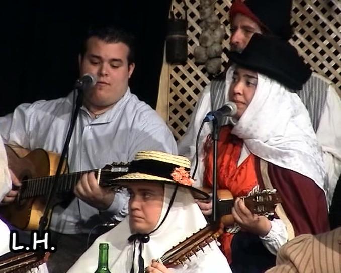 Fiestas del Almendro en Flor de Valsequillo: Velada Poético-Musical (y 5ª Parte)