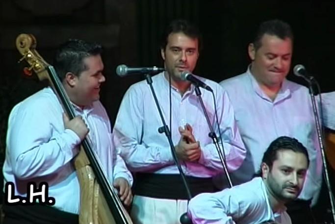 Concierto de Navidad de Los Gofiones. Año 2003 (4ª Parte)