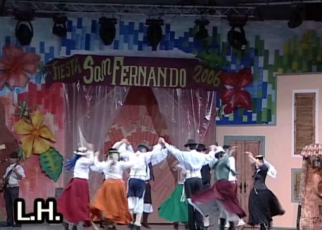 XXVI Festival Folclórico 7 Islas - San Fernando - Maspalomas (3ª Parte)