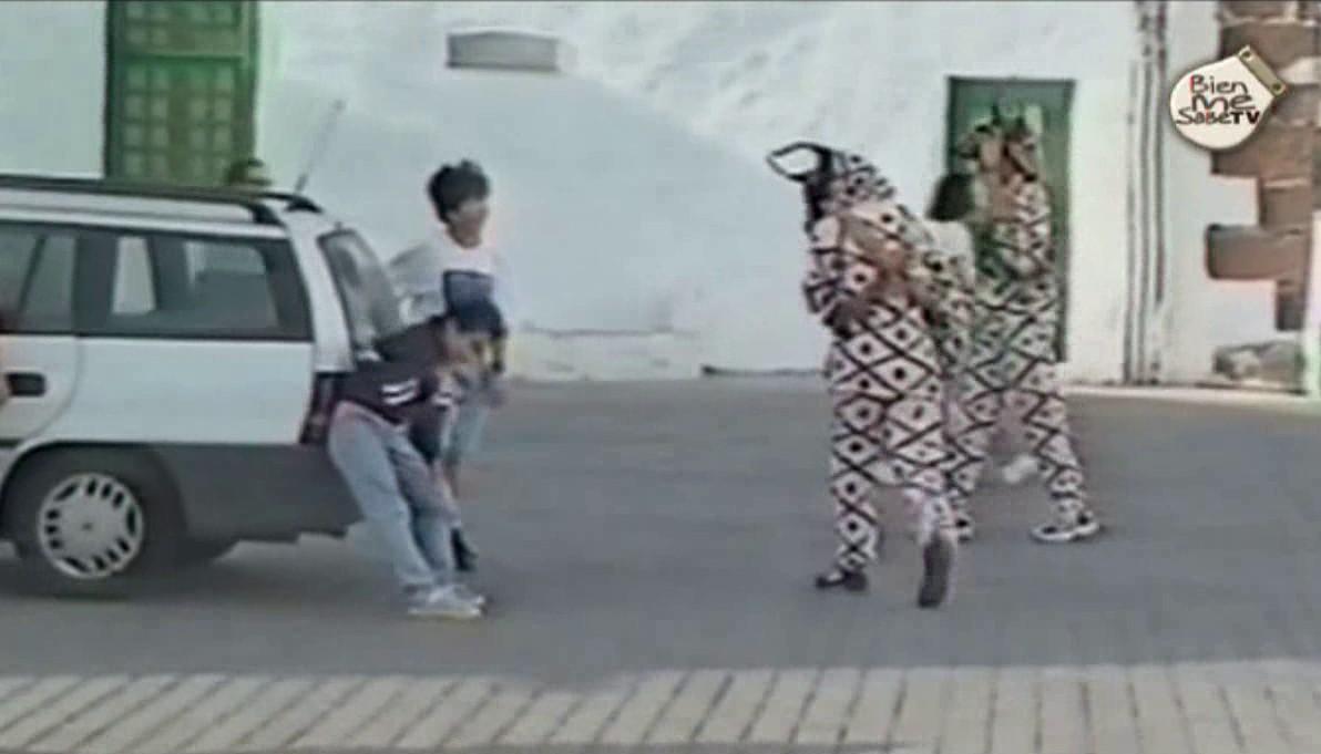El Carnaval Tradicional de Canarias: Lanzarote (1ª Parte)