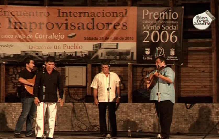 V Encuentro Internacional de Improvisadores de Corralejo (3ª Parte)