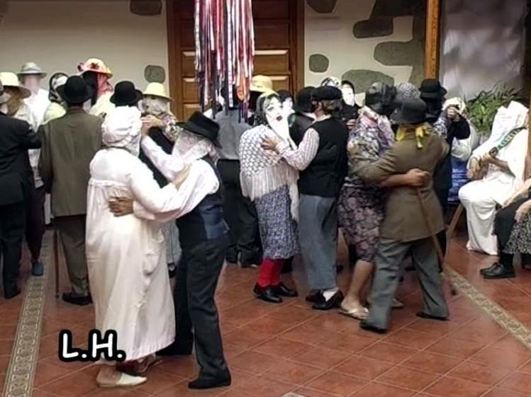 Baile de Piñata (1ª Parte)