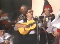I Festival Regional Folclore de Maspalomas.