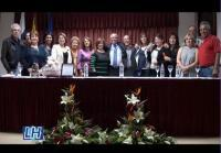 Homenaje a Juan Manuel Ramos Padrón