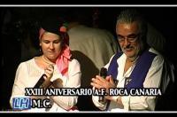 XXIII Aniversario de la AF Roca Canaria