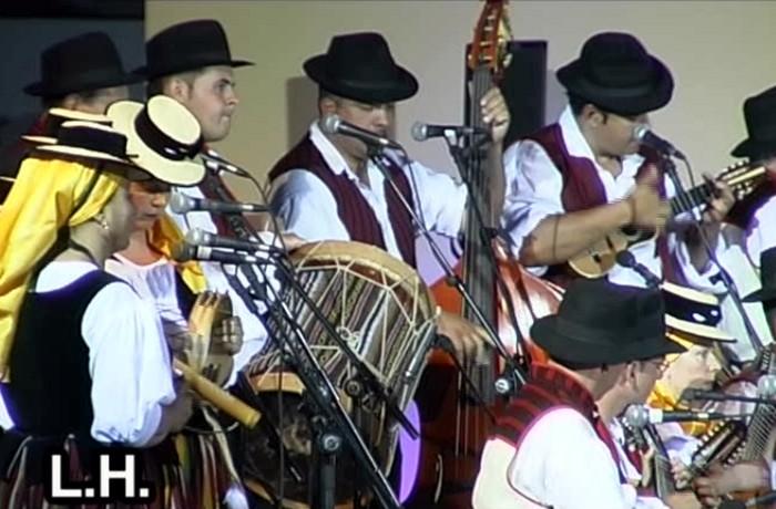 Festival Regional de Folclore La Palma (Bajada de la Virgen 2005) (6ª Parte)