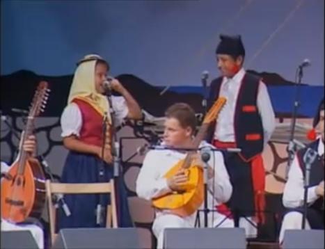 """El Santo"", Grupo Sabinosa (El Hierro). IV Festival Malpaís de La Corona"