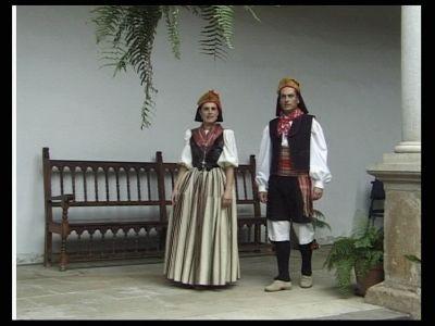 Trajes Tradicionales de las Islas Canarias (Lanzarote)