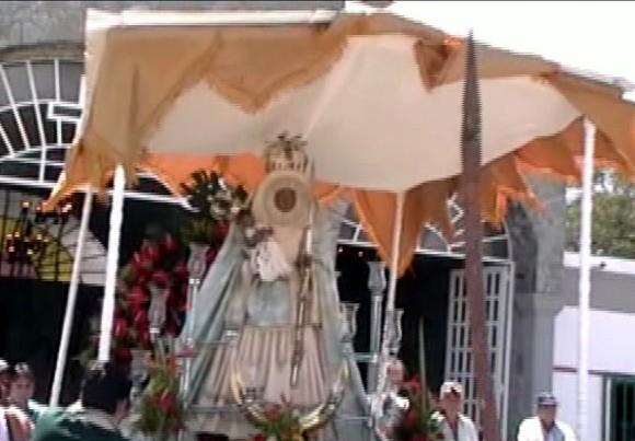 """Romería de la Virgen de La Candelaria y I Festival 7 Islas """"Venezuela"""" (2ª Parte)"""