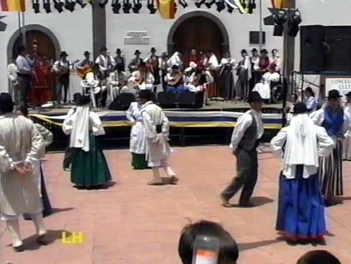 Día de Canarias (Caideros - Gáldar) (4ª Parte)