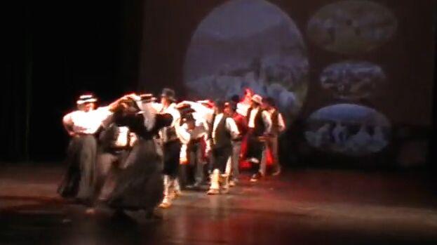 IV Festival de Folklore Internacional Nª Sra. de Candelaria en Venezuela (2ª Parte)