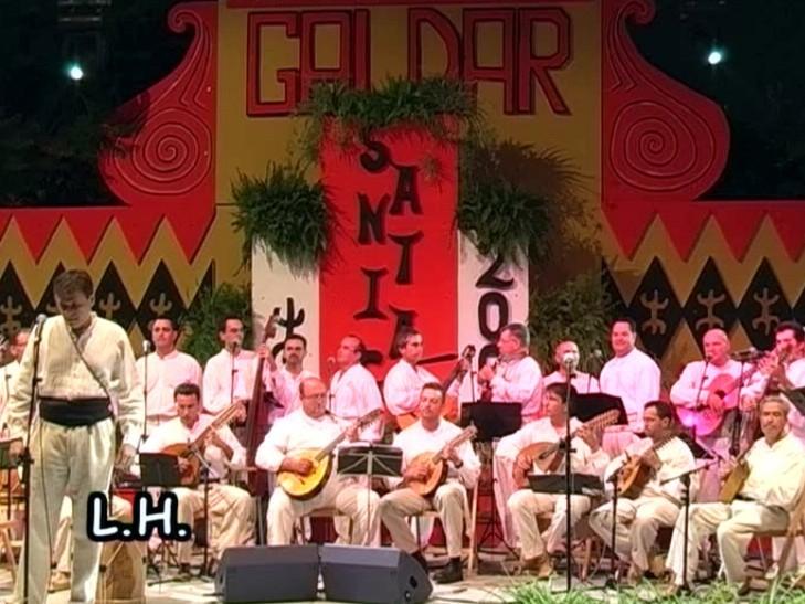 "IV Festival ""Noche de Folías"" en Gáldar ( 1ª Parte )"