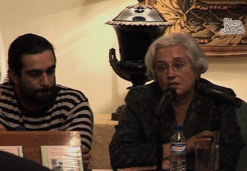 Presentación del libro sobre Gregorio Toledo de Mª Victoria Hernández (y 4ª Parte)
