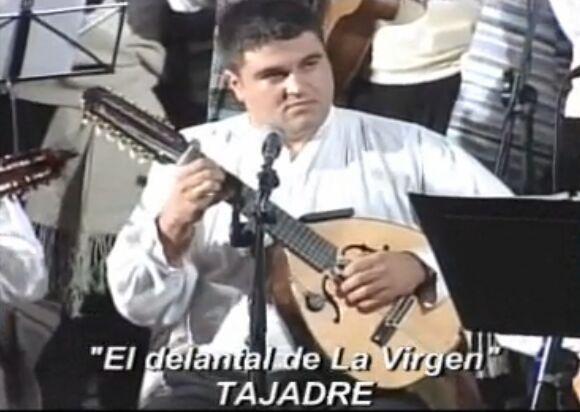 """Grupo Tajadre. Villancico """"El delantal de la Virgen"""""""
